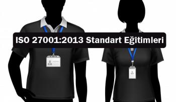 ISO 27001:2013 Standart Eğitimleri