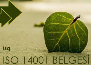 ISO 14001:2015 Ne İşe Yarar?